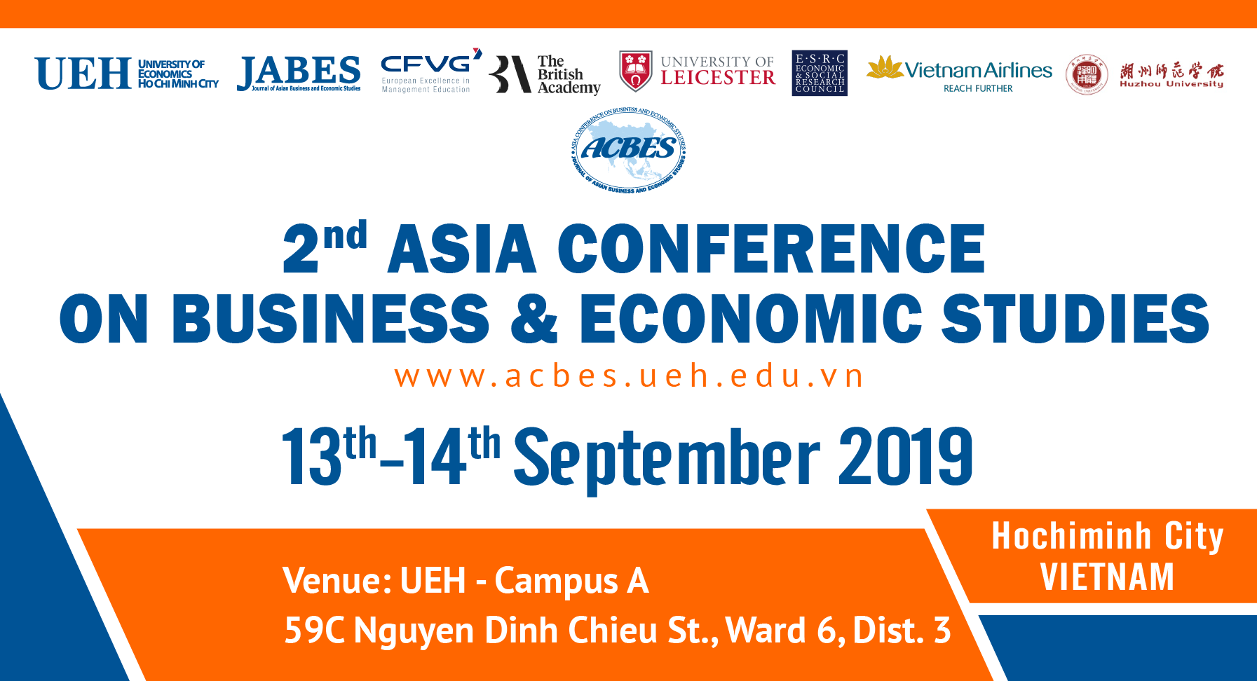 2nd Asia Conference on Business and Economic Studies